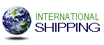 We ship Internationally!