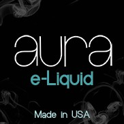 Aura E-Liquid Made in USA!