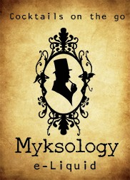 Cocktails on the go, Myksology E-liquid