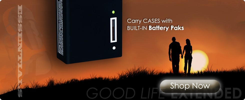 eCig Battery Case