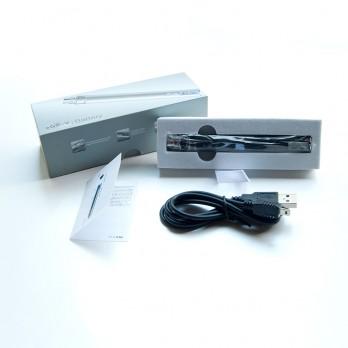 EGO-V Battery with LCD - variable voltage 3.0-6.0V - Matte Black