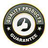 Our products are very high quality!